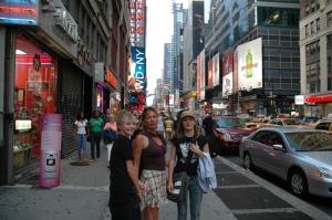 Pigerne i NewYork