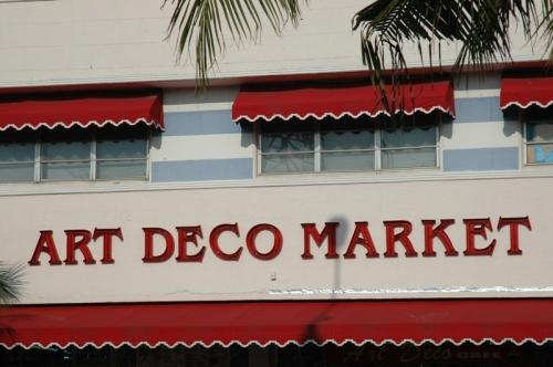 Art Deco Market