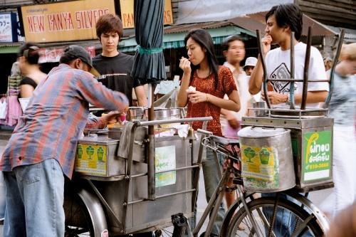 Gadekøkken, Khao San Road