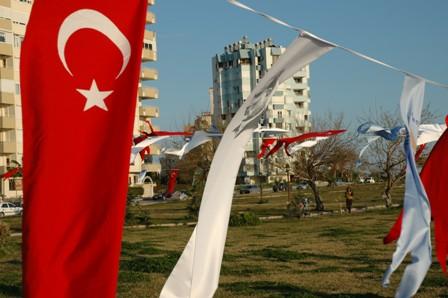 Festklædte Antalya