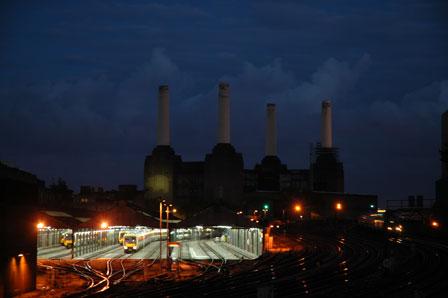 Battersea Powerplant - uden gris..