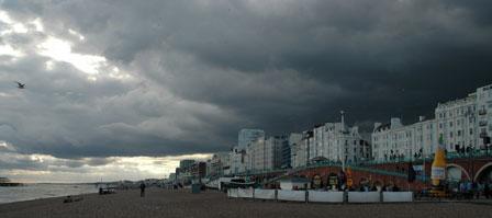 Vrede skyer over Brighton