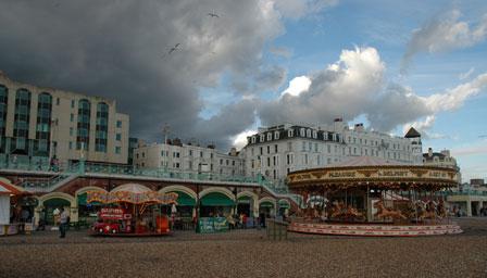 Opklaringen over Brighton Strand