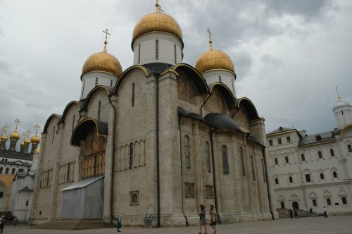 Assumption Cathedral, Kreml