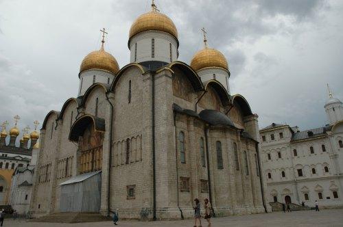 Assumption Cathedral, Kreml