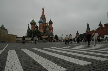 St. Basil's Cathedral - Moskvas varetagn