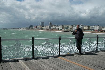 Er det mon vinter i Brighton?