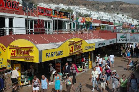 Shopping når det er bedst - Gran Canaria