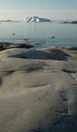Sten og Is, Ilulissat