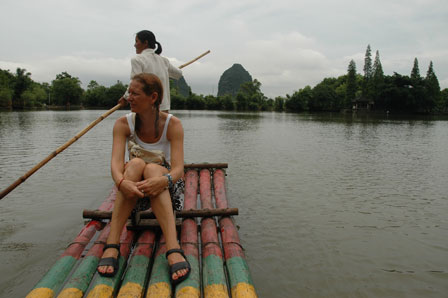 Bamboo rafting - special price for you!